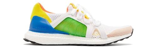 Skor från Adidas som passar lika bra till tyngdträning som fysträning.