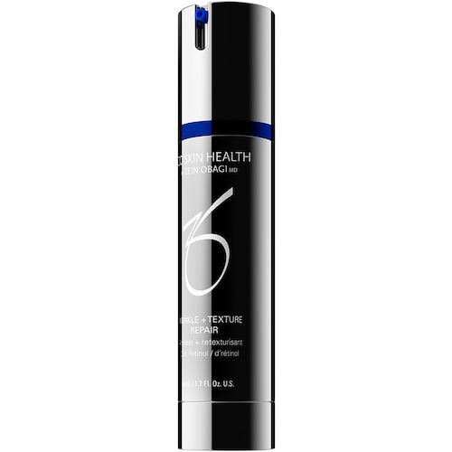ZO Wrinkle + Texture Repair minskar ålderstecken i ansiktet.