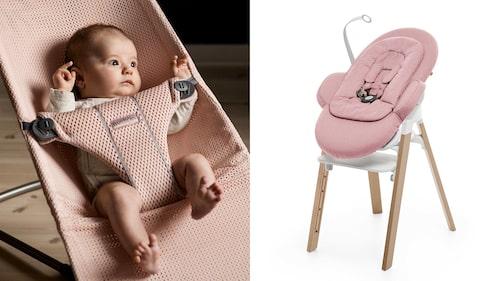 Blir det kanske en babysitter från babybjörn eller Stokke?