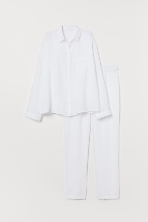 Pyjamas från H&M. Klicka på bilden och kom direkt till pyjamasen.