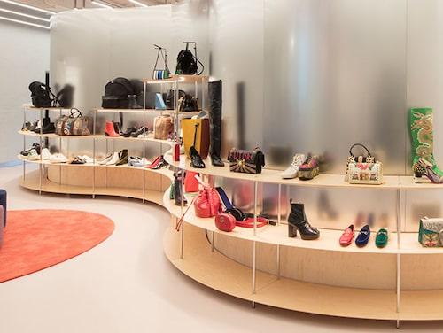 Shoppa skor i London? Då är Idas bästa tips att spana in skohyllan på Browns East.