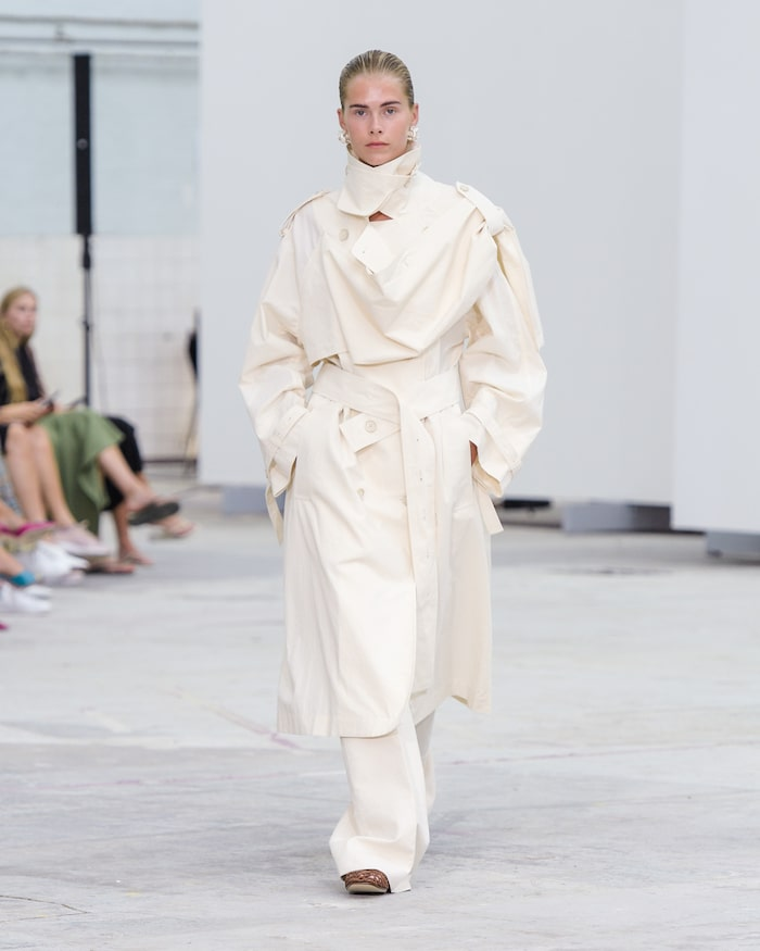Mark Kenly Domino Tan SS21.
