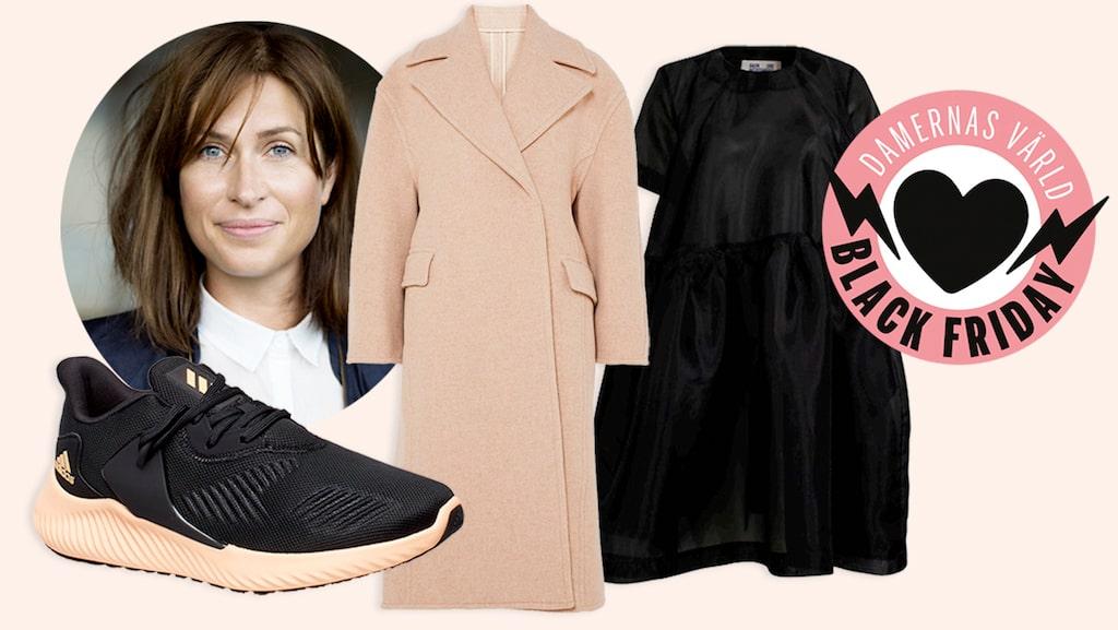Modetips för Black Friday-rean 2019.