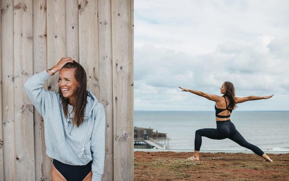 Ida Olsson är Damernas Världs nya hälsobloggare och träningsexpert.