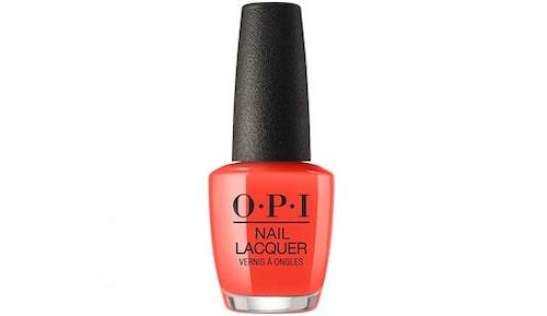 Nagellack, Nail lacquer i nyans My chihuahua doesn't bite anymore, Opi. Klicka på bilden och kom direkt till produkten.