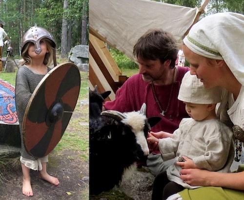 Upplev ett stycke historia på Årsunda viking.