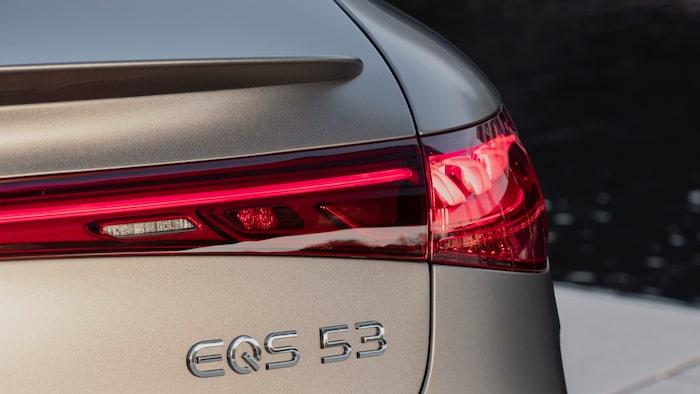 Mercedes-AMG EQS 53 4Matic+.