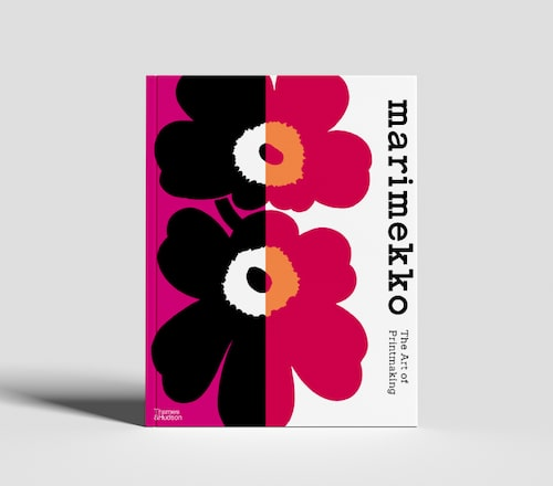 Boken om Marimekkos mönster.