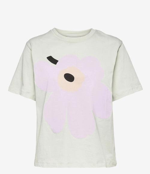 T-shirt med Unikko-blomman från Marimekko.