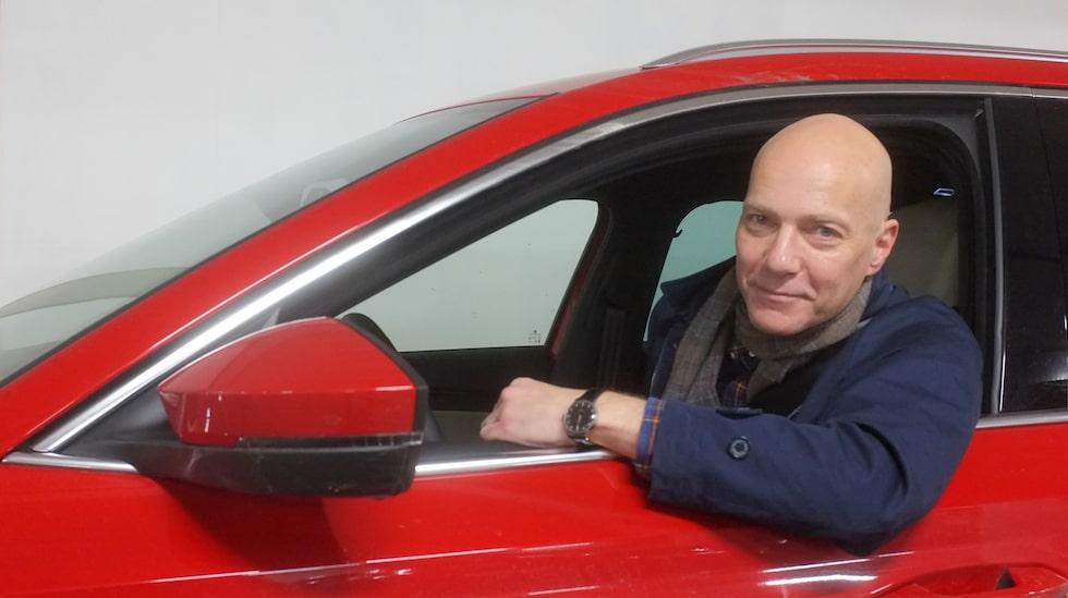 Peter Klemensberger har kört nya Skoda Octavia Combi iV, 204-hästarsversionen.
