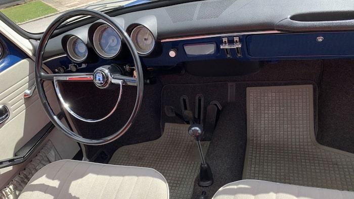 Volkswagen Typ 3 1600L Notchback 1967.