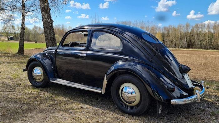 Volkswagen Typ 1 Split-window Export 1951.