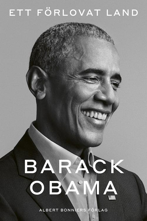 Den före detta presidenten Barack Obama har skrivit en bok om sin tid i Vita huset, Ett förlovat land.