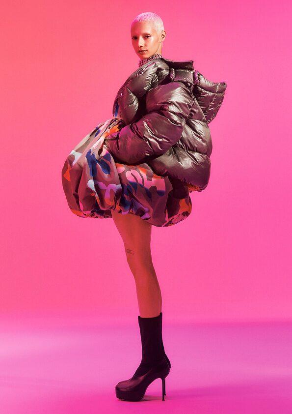 Lookbook från H&M Studio AW21 hösten 2021.
