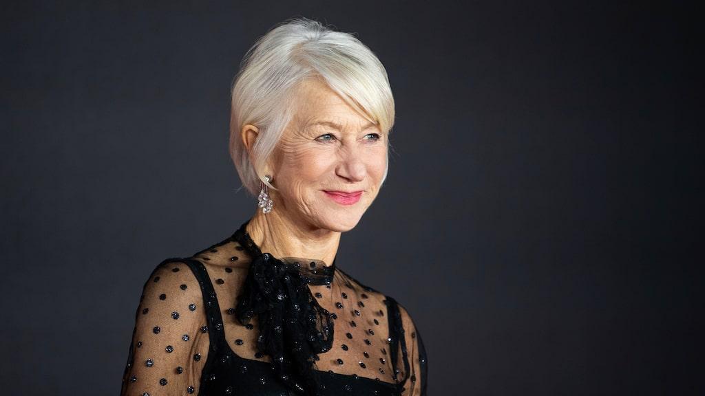 Helen Mirren har ett och annat att säga om åldersfixeringen i Hollywood.
