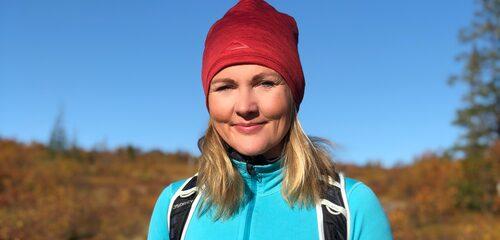 Jenny Fagerlund.