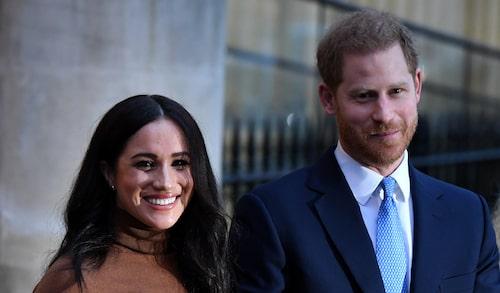 Meghan och prins Harry har lämnat Storbritannien och flyttat till USA.