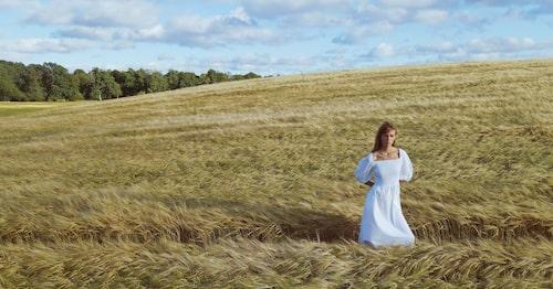 Klänning av bomull, 2 599 kr, Stylein.