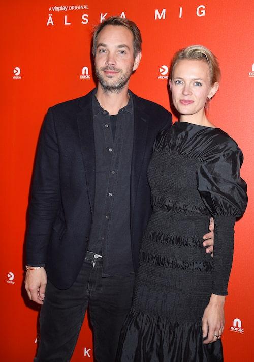 Kärleken Erik och Josephine.