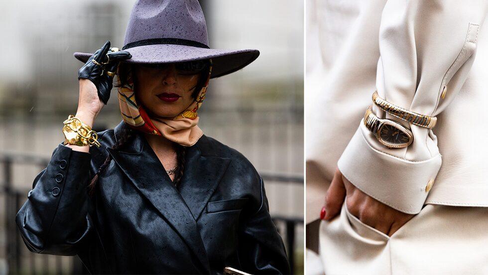 Höstmode 2020: stylingtips för smycken.