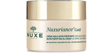 Nuxuriance gold oil-cream, Nuxe. Klicka på bilden och kom direkt till produkten.