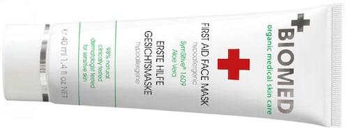 First aid mask, Biomed. Klicka på bilden och kom direkt till produkten.