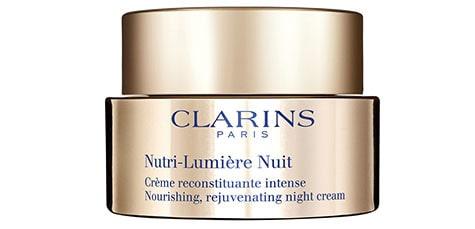 Nutri-lumière nuit nourishing rejuvenating night cream, Clarins. Klicka på bilden och kom direkt till produkten.