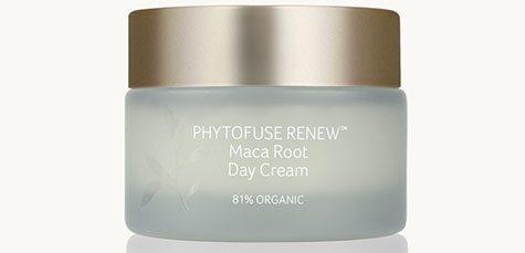 Maca root day cream, Inika skincare. Klicka på bilden och kom direkt till produkten.