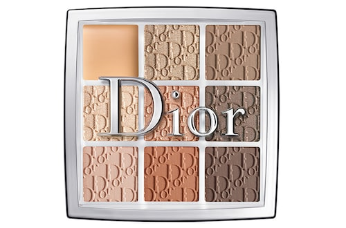 Recension och omdöme på Custom eye palette 001 warm neutrals, Dior backstage.