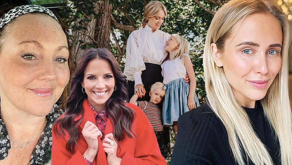 Hanna Hedlund, Malin Olsson, Ebba von Sydow och Ida Warg är några av alla de mammor som delar med sig av sina bästa mammahacks.