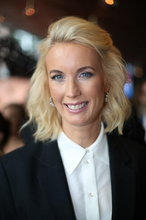 Mysig egentid framför spegeln är något som Jenny Strömstedt prioriterar.