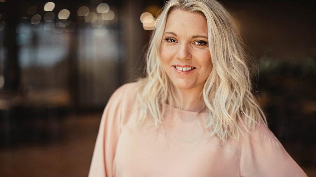 Carina Bergfeldts talkshow i SVT har premiär fredag den 15 januari.