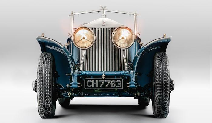 Rolls-Royce 17EX från 1928.