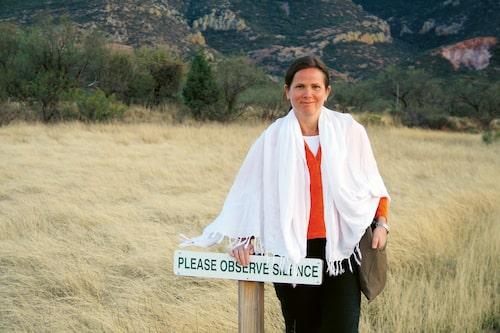 I Arizonas öken hittade Renée Voltaire tillbaka till sig själv.