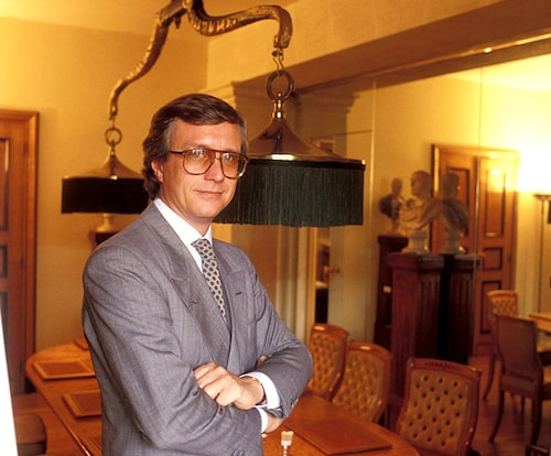 Maurizio Gucci styrde Gucci-imperiet fram till sin död.