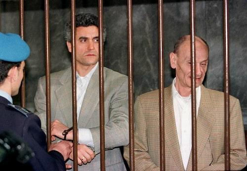 Benedetto Ceraulo och Orazio Cicala dömdes också för mordet, då de sköt de dödande skotten på Patrizias beställning.