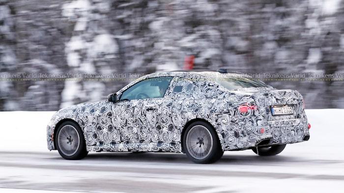 BMW 2-serie Coupé blir fortsatt bakhjulsdriven.