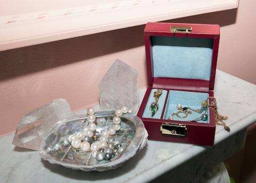Smyckeskrin och smycken Maria Nilsdotter.