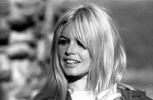 Brigitte Bardot är en stor lugg-inspiratör i sommar.