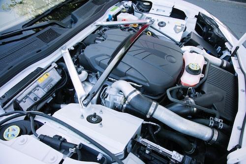 Fyrcylindriga motorn från GM är på väg ut, nya Revero GT har maskin från BMW.