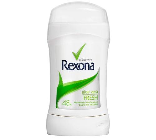 Rexona Deo Stick Aloe Vera: recensioner av deodoranter för dam 2021.