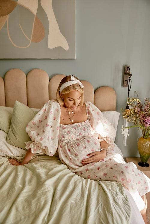 Petra Tungården kan oroa sig för att vara gravid och föda barn i corona-pandemin.