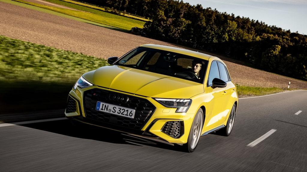 Nya Audi S3 har en hög lägstanivå, men saknar den riktiga nerven.