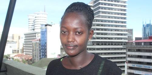 Kilanka Sian, 24, blev könsstympad när hon var 14 år. Varken de psykiska eller fysiska såren efter könsstympningen är läkta.