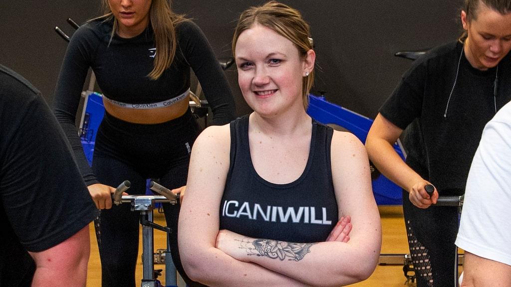 Johannas liv har gått vidare, tack vare träningen: Har jag klarat att gå igenom det här så klarar jag allt.