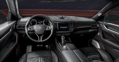 Maserati F Tributo Levante