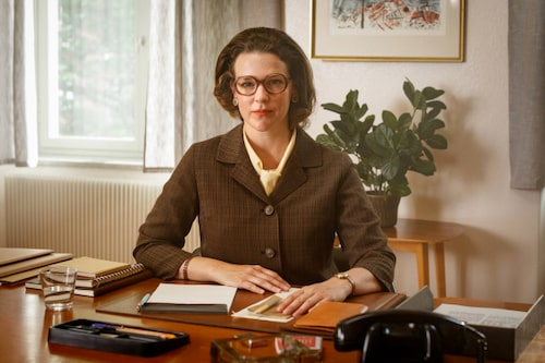 """Josefin Neldén har spelat Maggan i """"Vår tid är nu"""" sedan starten."""
