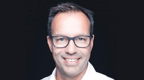 Johan Lagerström, PR- och produktchef Mazda Motor Sverige.