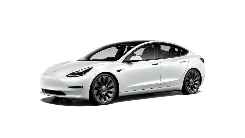 Tesla Model 3 Performance.