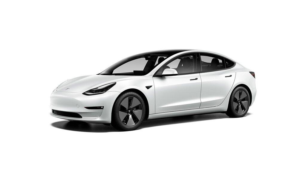 Tesla Model 3 Standard Range Plus.
